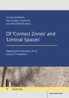 Of 'Contact Zones' and 'Liminal Spaces' - Book Cover