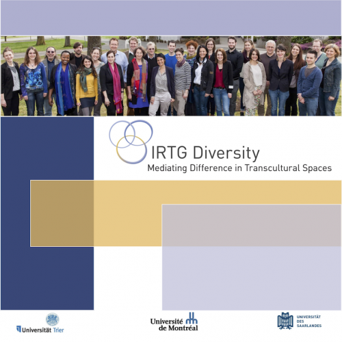 IRTG Diversity Brochure Cover Page