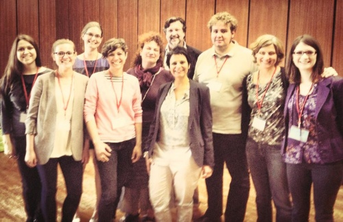 IRTG Diversity Participants at MESEA 2014