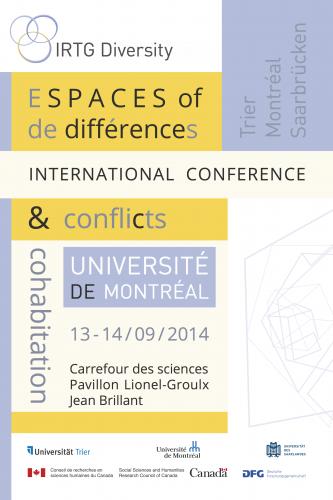 IRTG Diversity Conference 2014