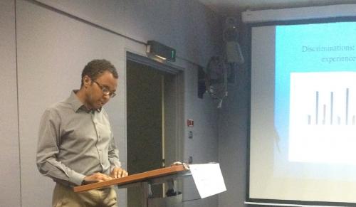 Prof. Pap Ndiaye in Trier
