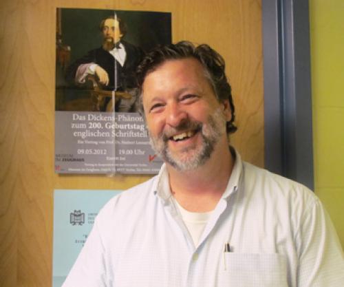 IRTG Diversity Visiting Prof. Paul Morris