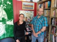 Svetlana Seibel and Daniel Heath Justice