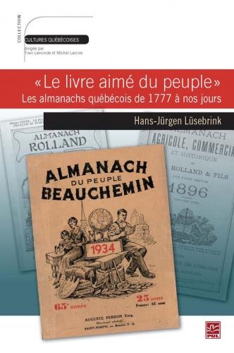 Hans-Jürgen Lüsebrink: 'Le livre aimé du peuple'