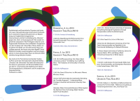 Critical Whiteness Studies - Programme II