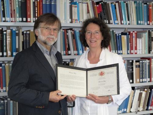 Hartmut Lutz and Ursula Lehmkuhl