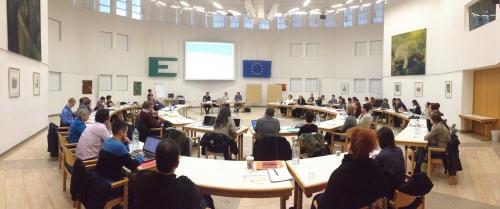 The IRTG Diversity at the European Academy